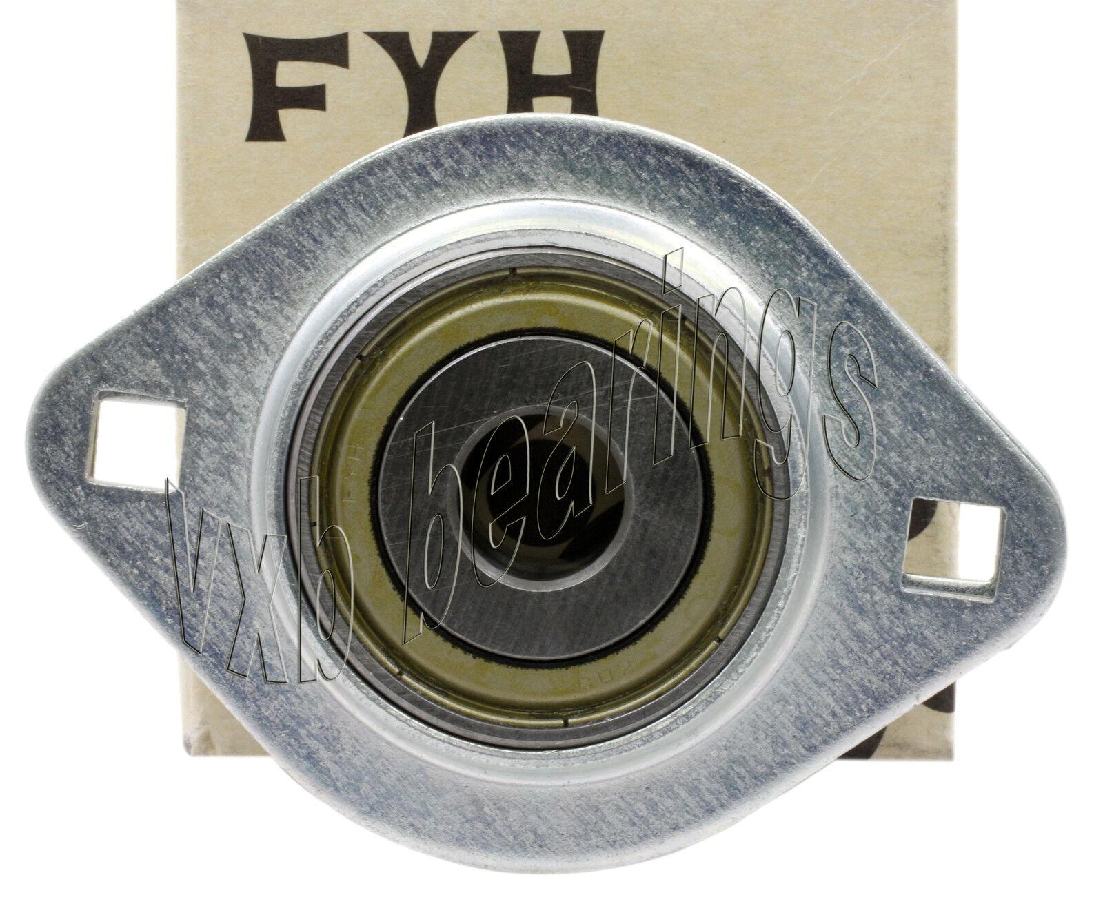 """FYH Bearings SBPF204-12 3//4/"""" inch Stamped steel Flanged"""