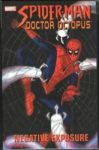 Marvel-Spider-Man-Dr-Octopus-Negative-Exposure-TPB-New