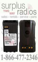 Motorola Ntn9858c Impres 2100mah Nimh Battery Xts2500 Xts1500 Mt1500 Pr1500