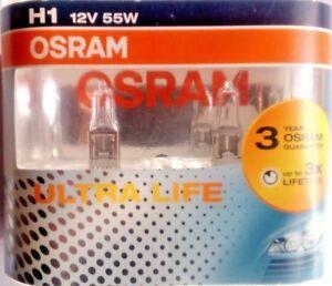 Ampoules-Osram-H1-12V-55W-Longues-Duree-de-Vie-Boite-de-2-Ampoules-Osram