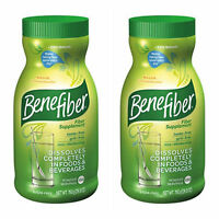 Benefiber (2x190) Servings Non-thickening Poweder Fiber, 26.8oz Each Sugar Free