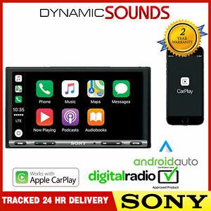 Sony XAV-AX3005DB (6.95 inch) Apple CarPlay Android Auto DAB Receiver
