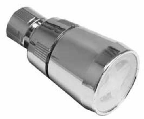 11512-1377 Chrome Stub Pattern Clawfoot Tub Add-A-Shower Faucet