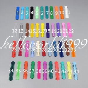 1008-Pcs-Ligature-Tie-Dental-Ortho-Ring-Elastic-Latex-Bands-45-Colors-Can-Choose
