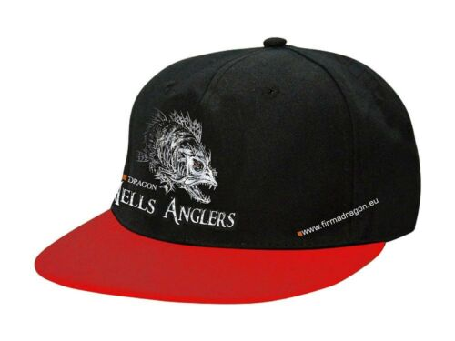 adjustable size fishing fitted cap Dragon Hells Anglers Cap 3 patterns