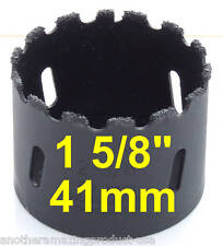 """BAHCO TOOLS HOLESAW 1-5//8/"""" HOLE SAW CARBIDE TIPPED 3832-41 41MM ~NEW"""