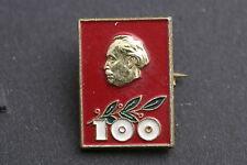 Bulgaria Bulgarian 100 Year Georgi Dimitrov 1882 1982 Badge Pin Communist