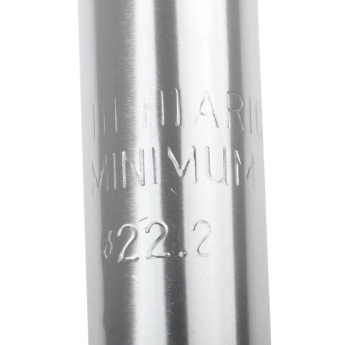 Quill Adapter Alloy Road Bike Stem Adaptor 22.2mm to 28.6mm Extender Silver