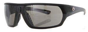FleißIg Gargoyles Sonnenbrille Schalthebel Matt Schwarz Rauch & Durchsichtige Linse Zur Verbesserung Der Durchblutung Herren-accessoires Sonnenbrillen