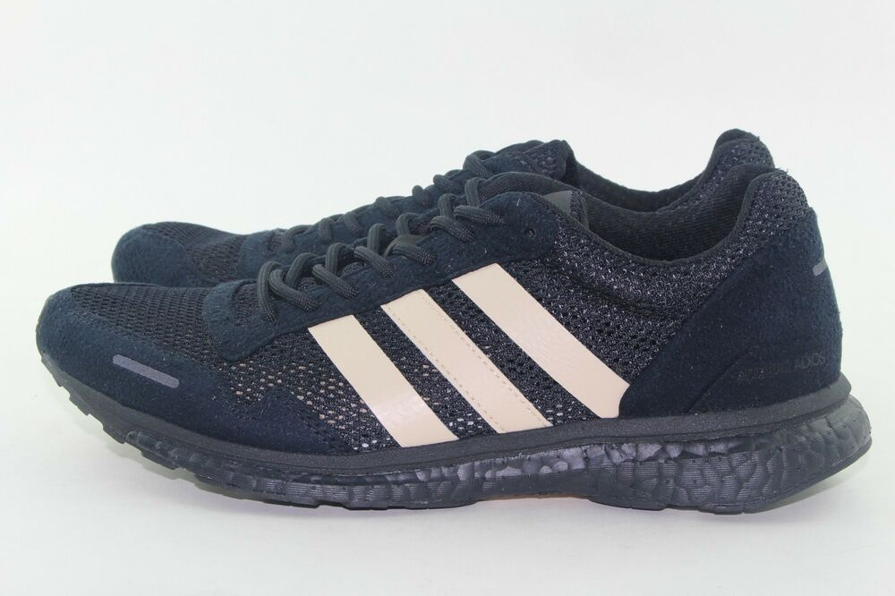 ADIDAS UNDEFEATED X ADIZERO ADIOS BOOST homme 8.0 NEW RARE COMFORTABLE fonctionnement