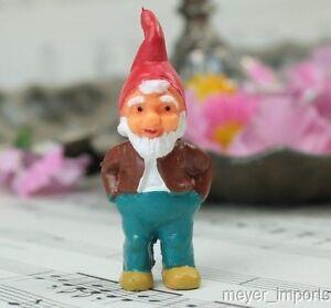 2-034-Mini-Dwarf-Gnomes-German-Imports-Cute
