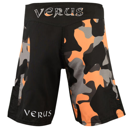 VERUS Boxing Training MMA Cage Fight Shorts Muay Thai Grappling UFC Martial Arts