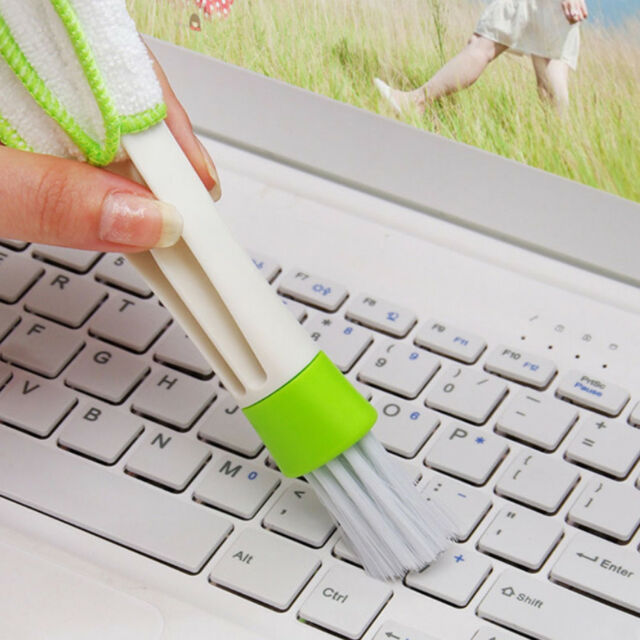 Portable Small Soft Magic Dusters Home Office Car Keyboard Feather Brush Cleaner