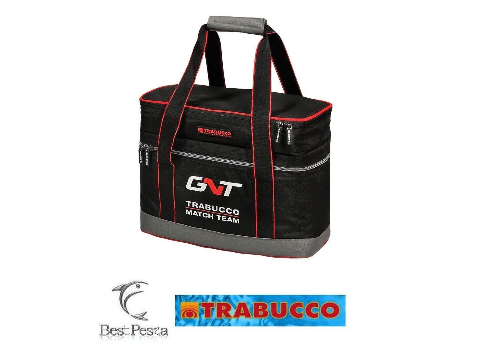 DUAL THERMIC BAG - serie GNT MATCH TEAM TRABUCCO - cod  048-37-240
