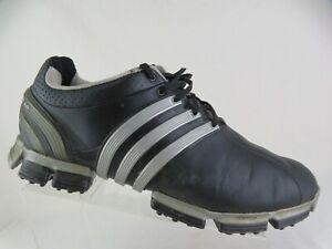 ADIDAS-Tour-360-Black-Sz-11-5-Men-Golf-Shoes