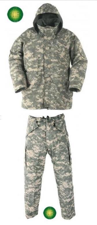 US ARMY GENERATION II APECS fonction Acu GoreTex Veste Pantalon Parka Pants LR
