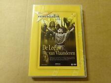 DVD / DE LEEUW VAN VLAANDEREN  ( JAN DECLEIR, JULIEN SCHOENAERTS... )