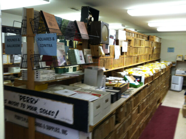 SQUARE DANCE RECORDS, 7
