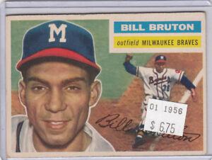 1956-Topps-185-Bill-Bruton-Not-Graded-02