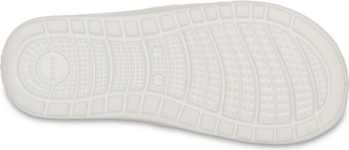 Crocs 205546 REVIVA SLIDE Mens Beach Pool Slide Sandals Comfortable Cushioned