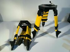 Two Radiodetection Rd8100 Underground Utility Cable Pipe Locator Tripod Holder