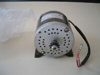 Moteur Electrique 250w 24 Volts