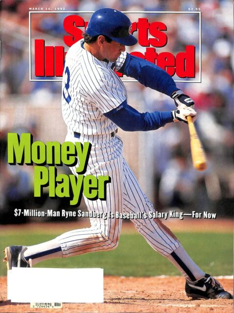 Sports Illustrated, March 16 1992