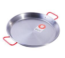 38cm paella de acero pulido PAN la Ideal España entrega al día siguiente