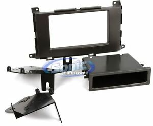 Metra-99-8229S-Single-Double-DIN-Installation-Dash-Kit-for-2011-14-Toyota-Sienna