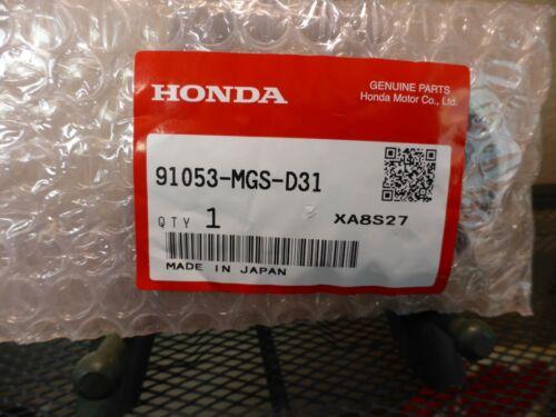 RADIAL BALL UU Honda OEM Part 91053-MGS-D31 BEARING HONDA CTX oem 6204