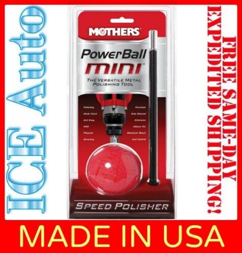 05141 MOTHERS POWERBALL MINI Metal Polishing Tool HOLIDAY GIFT!