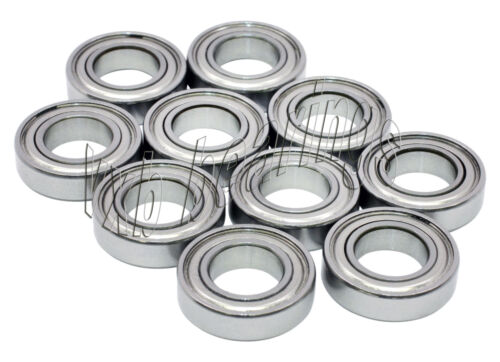 10 Ball Bearing 4x10x4 Stainless Steel 4x10 mm 4mm//10mm