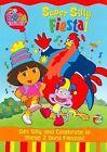 Dora The Explorer Super Silly Fiesta 0097368795945 With Caitlin Sanchez DVD
