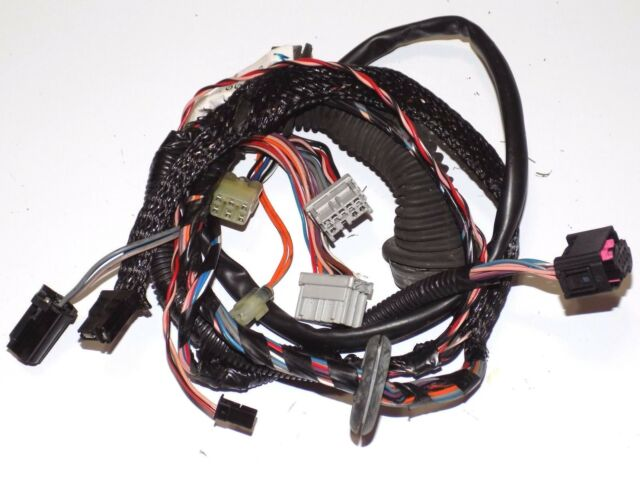 Land rover discovery 2 front left door wiring harness loom ymm110050
