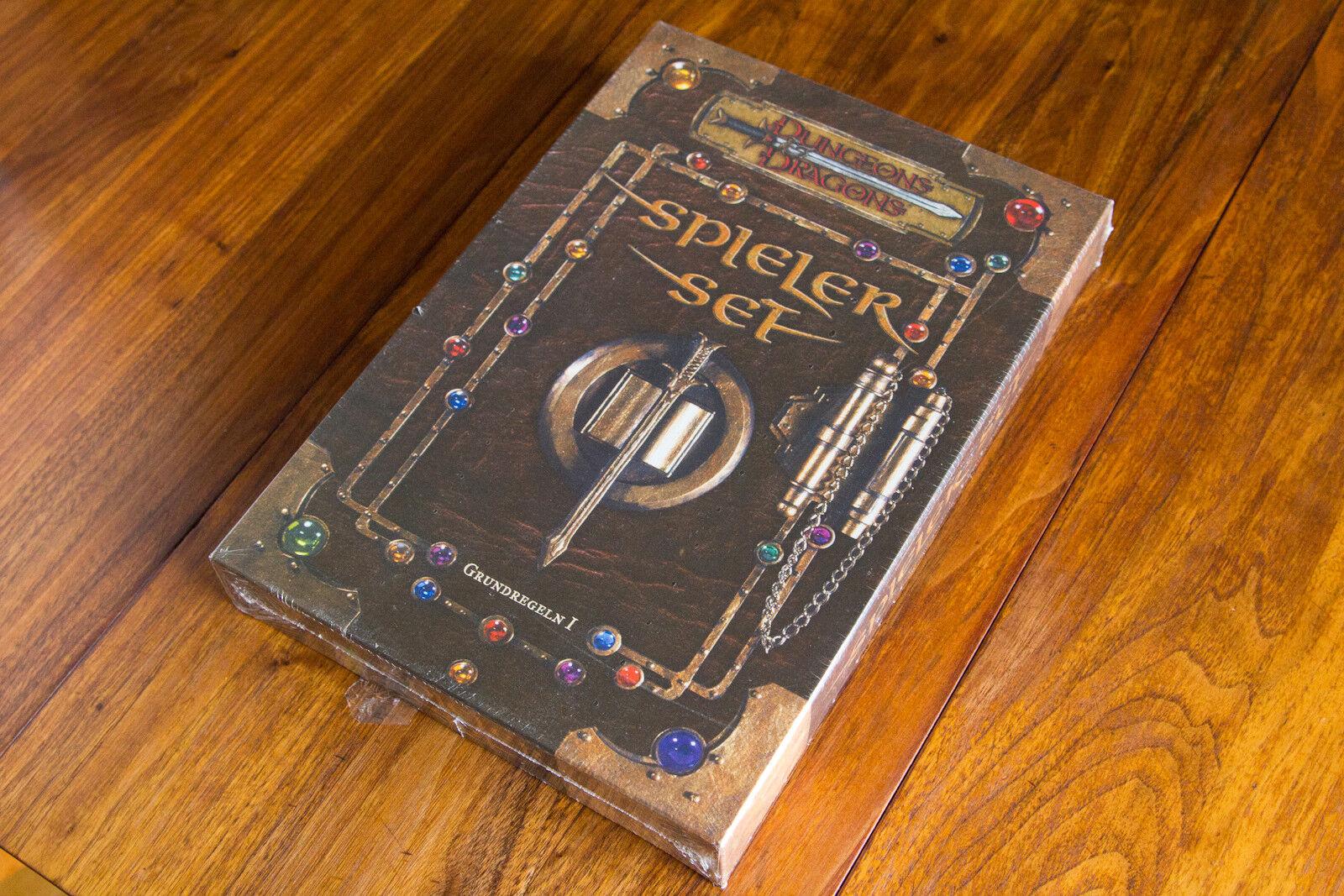 Handbok för spelare i TysklandGRUNDREGELN INY