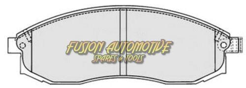 Front Premier Brake Pads for Mitsubishi Triton MK 10//96-04 DB1308
