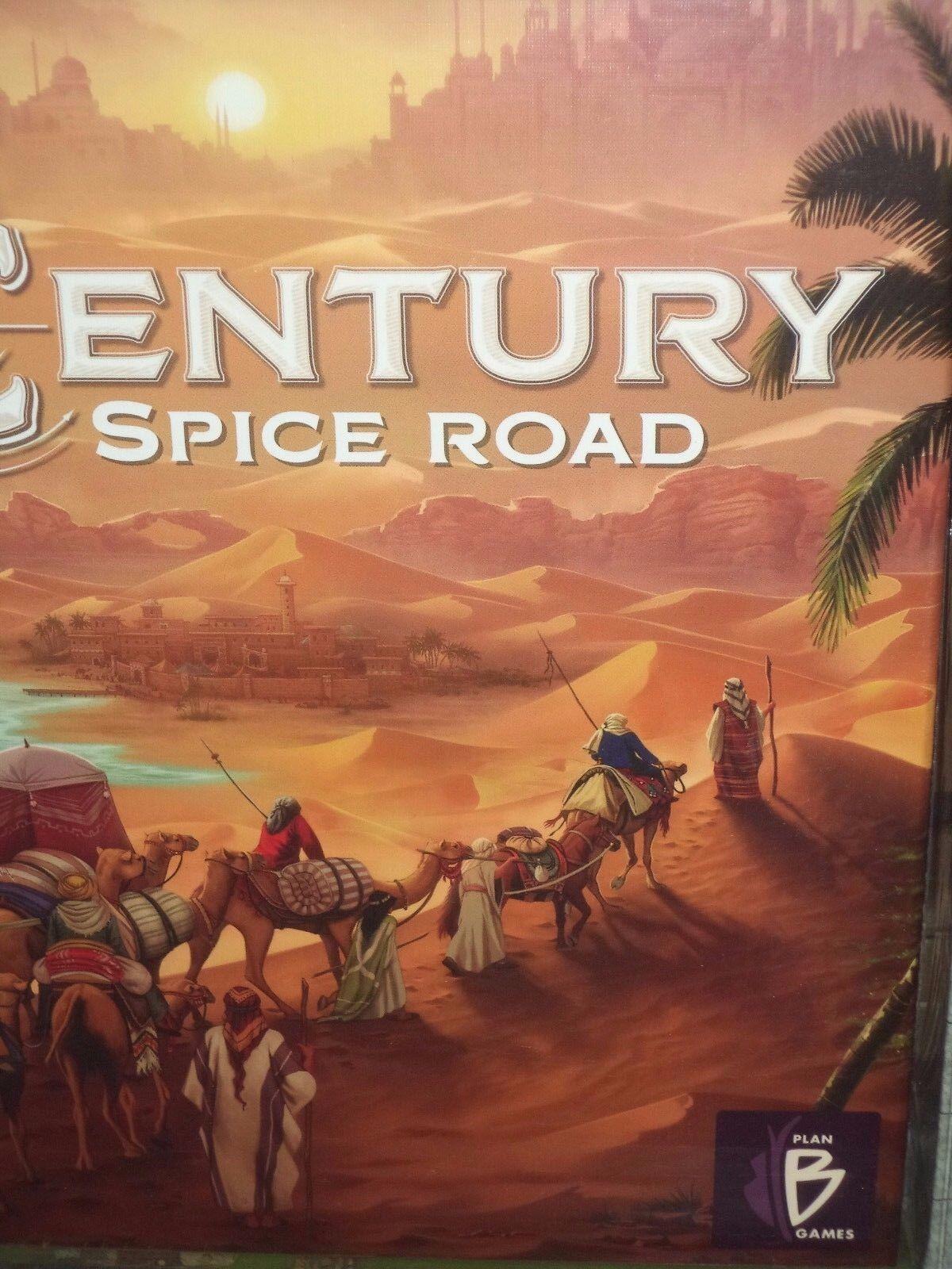 Century Gewürz Straße - Plan B Spiele Brettspiel Neu