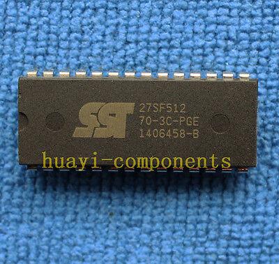 10pcs SST27SF512-70-3C-PG SST 27SF512 EEPROMs DIP-28 SST-27SF512-70-3C-PGE
