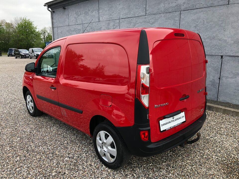 Renault Kangoo 1,5 dCi 90 Express Diesel modelår 2016 Rød km