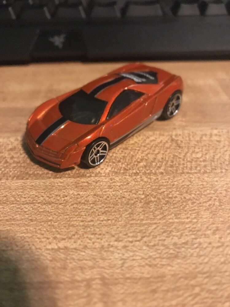 Hot Wheels Cadillac Cien Concept Energizer Battery