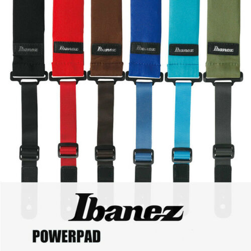 Ibanez Powerpad GSF50 Guitar Strap