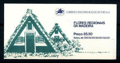 Portugal & Kolonien Portugal Madeira Markenheft 1** Blumen Hell 617977