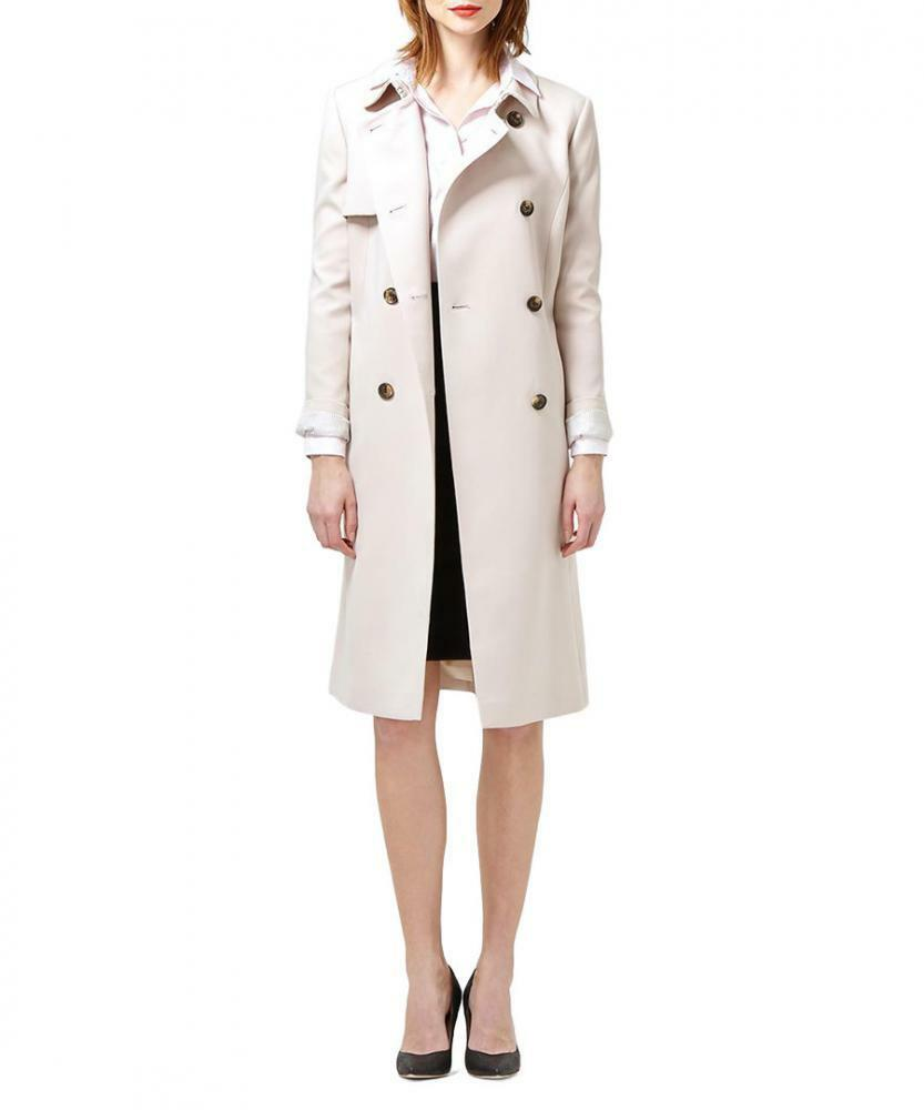 Austin Jacket Reed Coat Mac 10uk Beige Women S