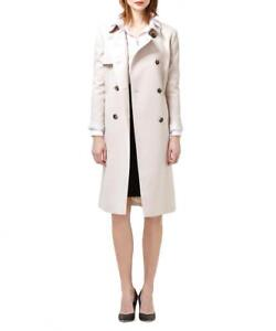 Austin Reed Women S Coat Mac Beige Jacket 10uk Ebay