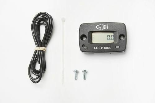 Drehzahlmesser und Betriebsstundenzähler GDI N111