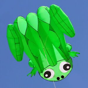 high-quality-Frog-soft-kite-easy-control-outdoor-single-line-kites-for-kids-NEW