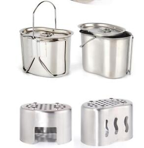 Stainless-Cooking-Set-Kit-outdoor-camping-stove-cup-w-lid