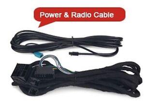 Erisin-LMBENZ-6M-Extension-Radio-amp-Power-Cable-for-Benz-E3080E-ES3069C
