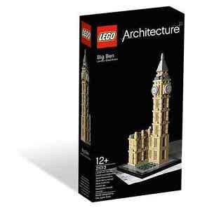 LEGO-Architecture-21013-Big-Ben-NEU-OVP-NEW-MISB-NRFB
