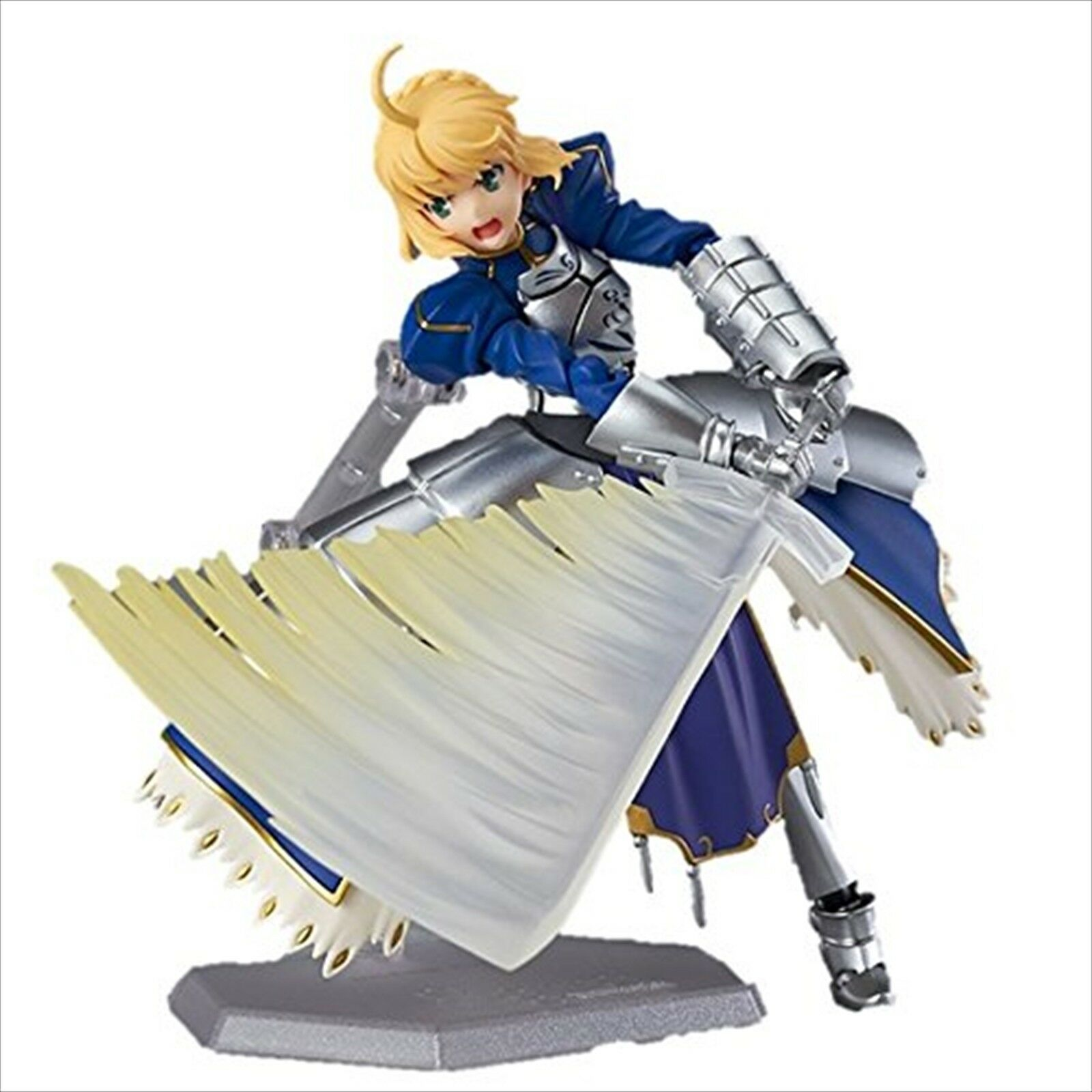 Max Factory figma Fate   stay night Saber 2.0 w  Effect Parts Action Figure